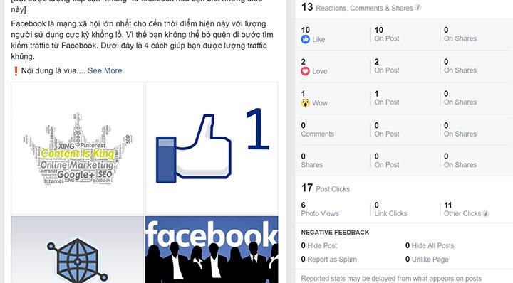 cách quản lý fanpage facebook bán hàng hiệu quả