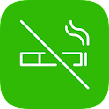 Kwit - stop smoking cigarette icon