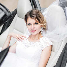 Wedding photographer Ekaterina Aleschik (Aleshchyk). Photo of 12.10.2017