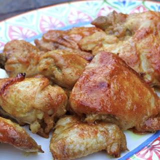Honey Mustard Chicken (Meat) Recipe