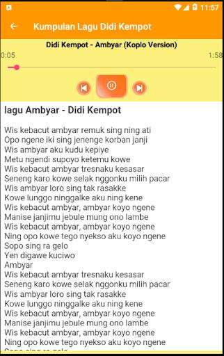 Download Kumpulan Lagu Didi Kempot Offline Terbaru Apk Full