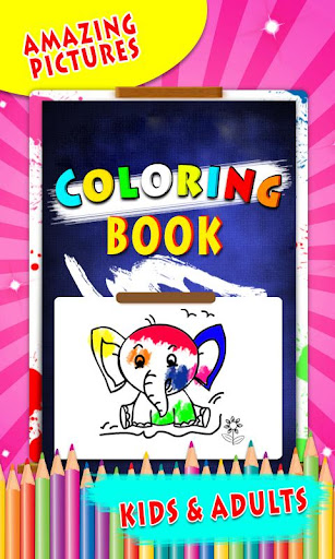 Coloring Book & Drawing book -  Coloring Games 1.0.2 screenshots 4