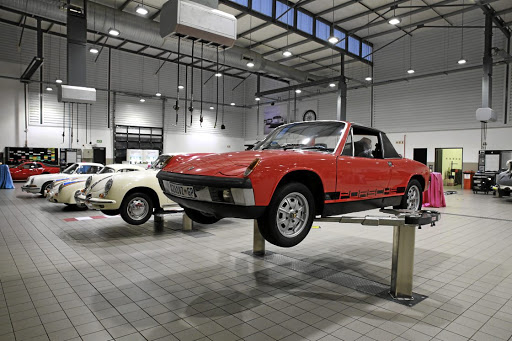 Porsche Centre Pretoria is now able to take care of classic Porsche models. Picture: SUPPLIED