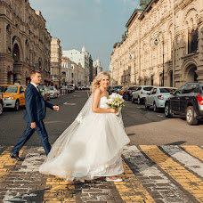 Wedding photographer Olesya Zhomer (greypearl). Photo of 03.08.2016
