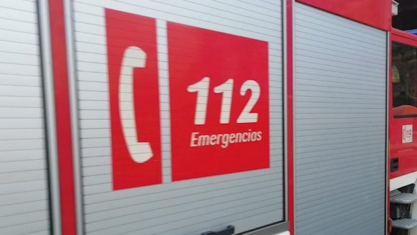 El servicio de Emergencias 112 ha recibido la llamada.
