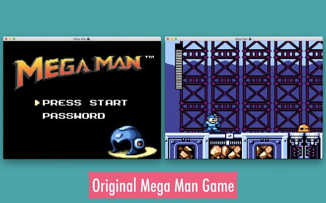 Mega Man - SEGA Simulator