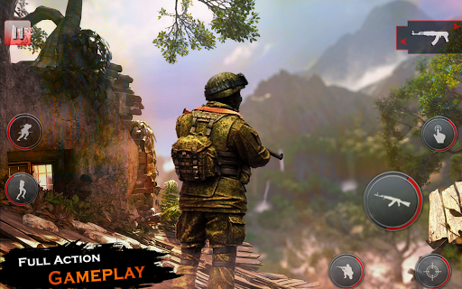 Sniper Cover Operation: FPS Shooting Games 2019 1.1 screenshots 3