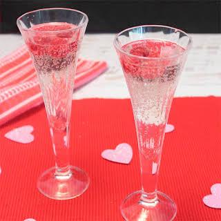Valentine Wine Spritzer.