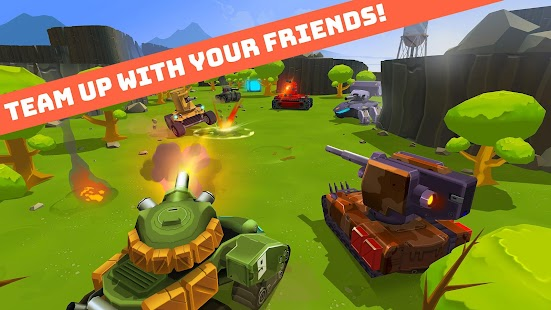 Tank Party! Screenshot