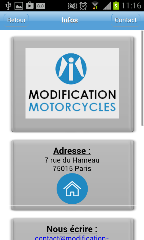 Modification Motorcycles- screenshot