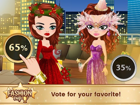 Fashion Cup - Dress up and Duel