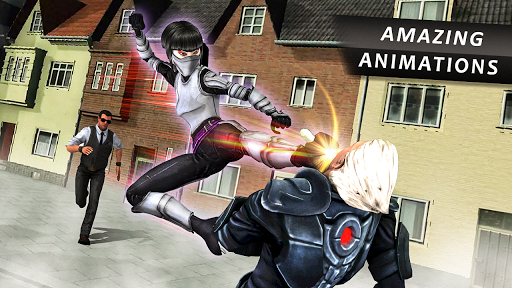 Kung fu street fighting game 2020- street fight 1.12 screenshots 3