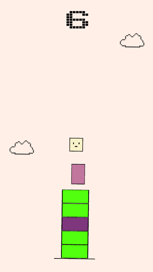 Color Stack: Block Tower Builder- screenshot