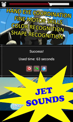 Jet Plane Games for Kids