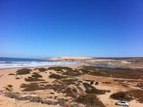 Photo: Tamri plage