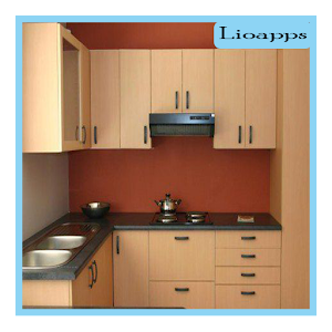 Modern kitchen cabinets android apps on google play for Semi modular kitchen designs