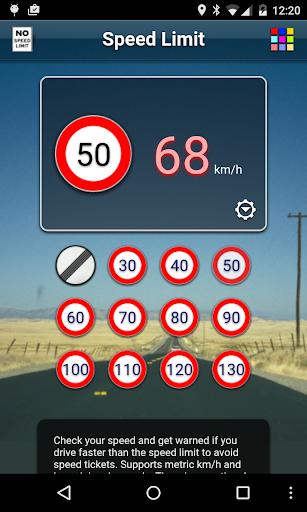 Speed Limit Free screenshot 6