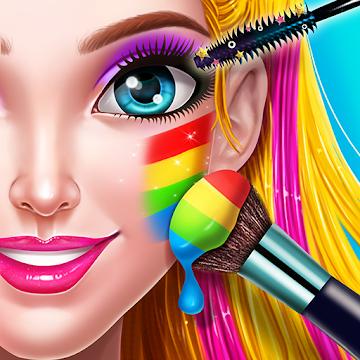 👧👗Sports Girl Makeup - Keep Fit