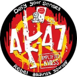 Logo of Tiny Rebel Ak-47 Amplified Kvass