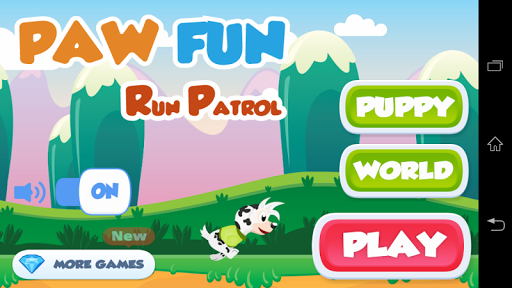 Paw Fun Run Patrol