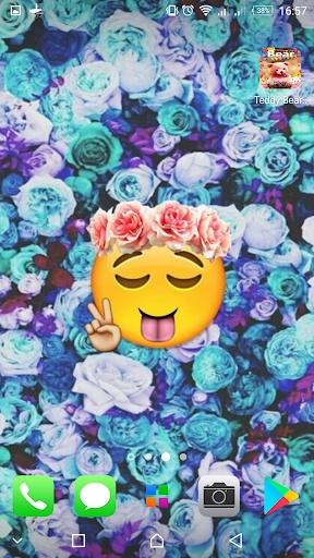 Cute backgrounds ? ? ? screenshot 5 Emoji Wallpapers ??? Cute backgrounds ? ? ? screenshot 6 ...