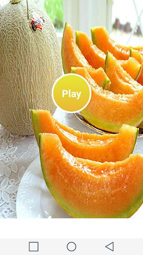 ゲームフルーツのマッチング