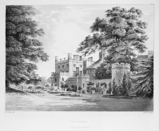 The History and Description of Cassiobury Park, Hertfordshire, the seat of the Earl of Essex