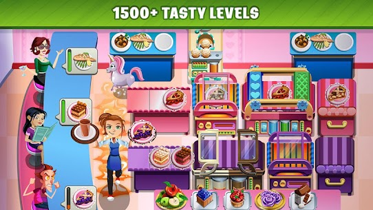 Cooking Dash (MOD, Unlimited Money) 2
