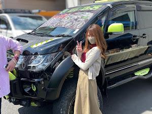 デリカD:5のカスタム事例画像 みちゃん!!デリカ女子さんの2021年04月13日01:21の投稿