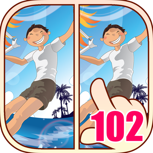 間違い探し 102 益智 App LOGO-APP試玩