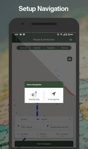 Zambian City Guide screenshot 6