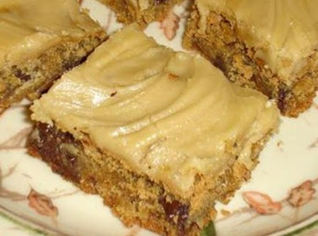 White Maple Brownies Recipe