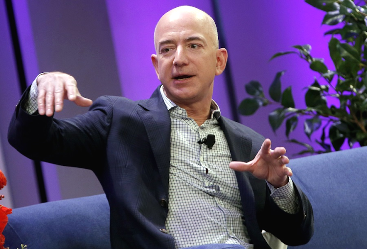 Amazon CEO Jeff Bezos. Picture: REUTERS/MIKE SEGAR