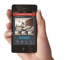 intruder alarm mobile app
