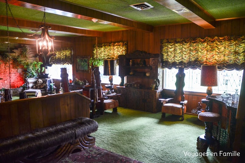 Jungle room Graceland