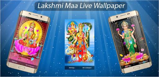 Lakshmi Maa Live Wallpaper Apps On Google Play