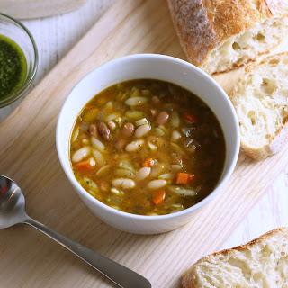 Randall's Italian Bean Soup.