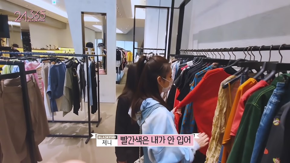 BLACKPINK - '24_365 with BLACKPINK' EP.1 8-48 screenshot