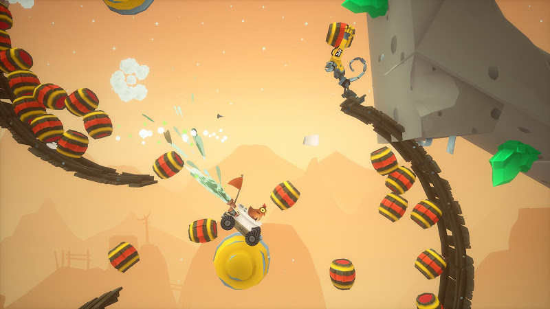 Animal Super Squad Screenshot 4