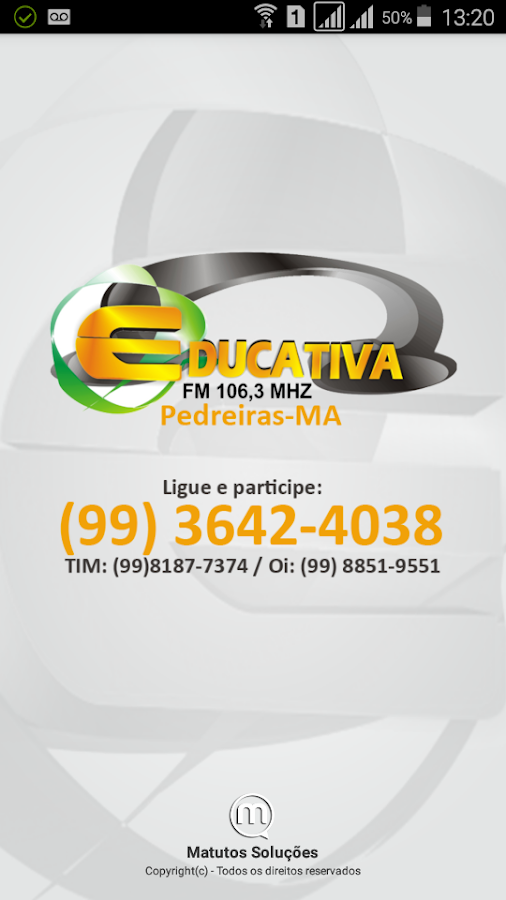 Educativa FM 106,3 FM- screenshot