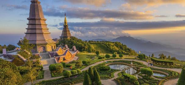 Região Norte da Tailândia