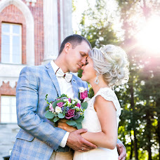 Wedding photographer Darya Kazanceva (Dmalvina). Photo of 31.08.2016