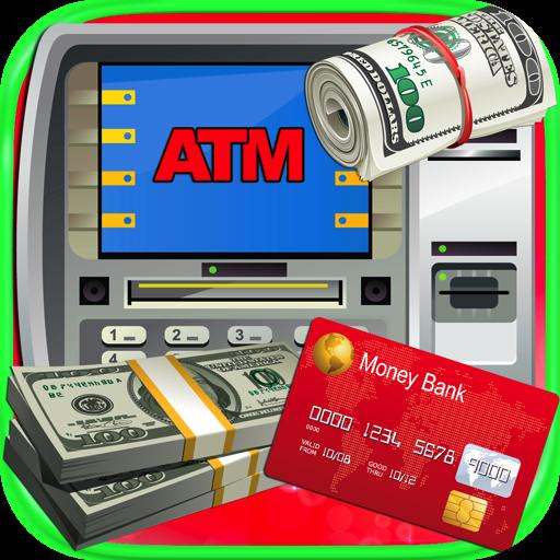 ATM Simulator: Kids Money FREE