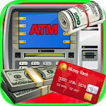 ATM Simulator: Kids Money FREE Icon