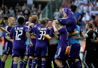 Les images du succès d'Anderlecht contre le Dinamo Kiev