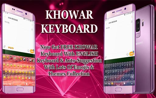 Khowar keyboard App Report on Mobile Action - App Store