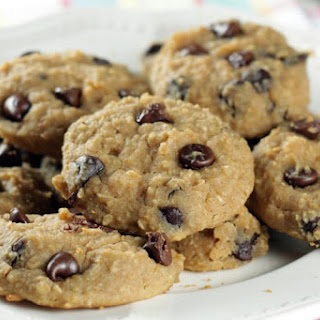 I Can't Believe This Healthy Chocolate Chip Cookies.