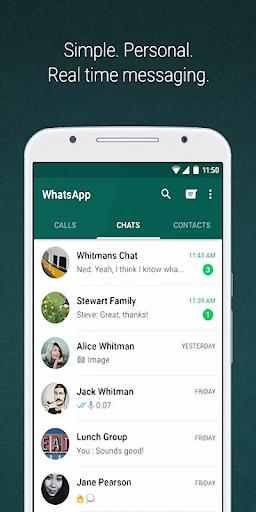 Update WhatsApp Messenger