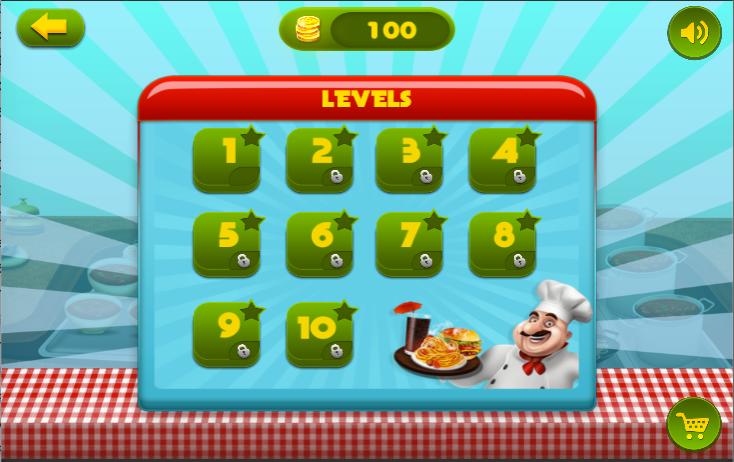 tutti i giochi di cucina - app android su google play - Giohi Di Cucina