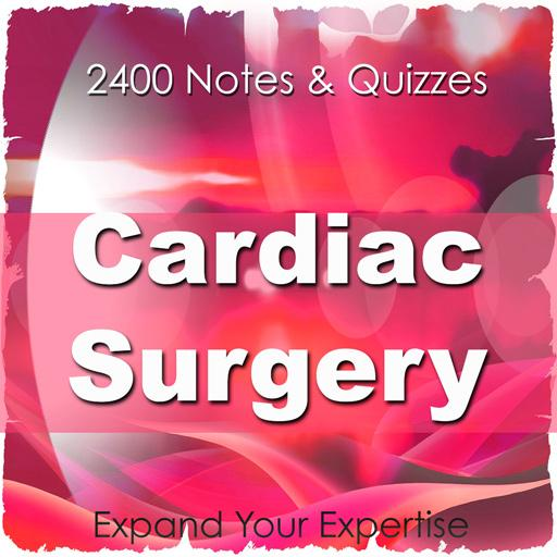 Cardiac Surgery Exam Review Notes,Concepts & Quiz Android APK Download Free By Brightson Learners Inc.